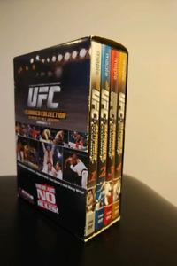 UFC Classics DVD Collection