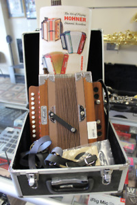 Hohner Ariette Accordion squeeze box