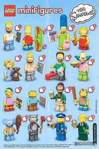 Selling 5 Sets of Lego Minifigures  Cornwall Ontario image 3