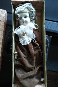 The Doll House Porcelain Doll