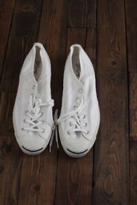 jack parcell converse shoes never worn