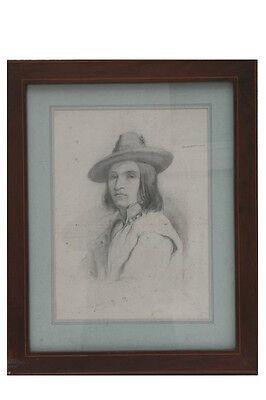 Bildnis eines Knaben, wohl Jean Benner, 1836-1906