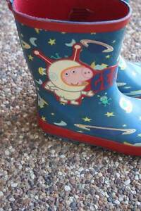 PEPPA PIG GUMBOOTS West Pennant Hills The Hills District Preview