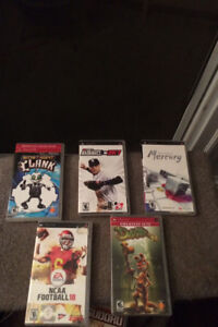 10 psp games for sale