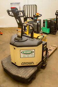Crown Walkie PE 3500 Series/ Pallet Mover/ ForkLift