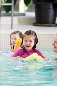 KIDS PROGRAM: KINDERFUN & SWIM (ages 3-6) - WATERLOO