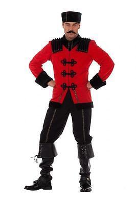 Kosake Kosaken Herren Russen Russe Kostüm Mütze Hut Kosakenkostüm Kosakentracht