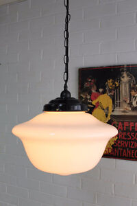 NEW LARGE SCHOOLHOUSE LIGHT