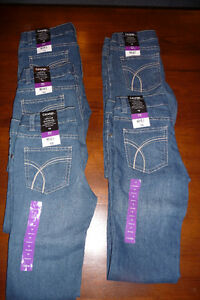 5 Pairs of Jeans Size 10 NEW