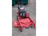 Toro hydrostatic mower