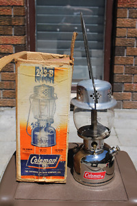 COLLECTOR LOOKING FOR OLD COLEMAN LANTERNS