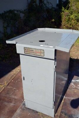 Equipto Cabinet Inv.37687