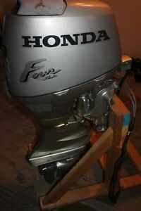 Honda BF50A with Electric Start, Power Trim/Tilt and Controls