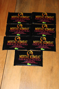 Booster pack Mortal Kombat