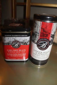 2 New Teas in Tin Packaging