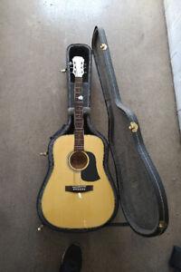 Aria AW-20N Acoustic Guitar