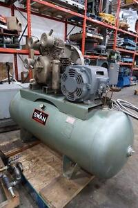 HWU-415N 15Hp Air Compressor Swan