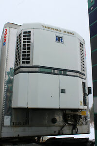 2008 Utility Reefer Trailer with 1990 Thermo King reefer