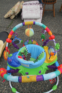 Baby Bounce and Play holder