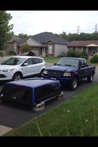 2003 Ford Edge Pickup Truck