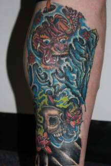 Certificate Qualified Tattooist - Tattoos from $50 Cape Jervis Yankalilla Area Preview