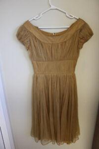 vintage 1950's Party dress