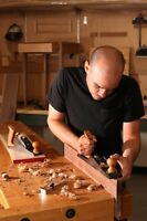 Looking for entry position in a woodworking shop/cabinet shop. I