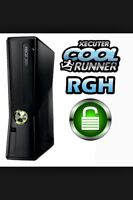 Mint Condition RGH Modded Xbox 360! Play Nintendo and More!