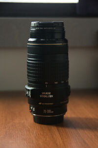 Like New- Canon 70-300 f/4-5.6