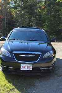 2013 Chrysler S 200