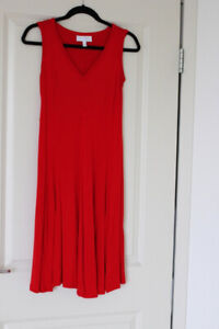 Jessica Simpson Red Maternity Dress - Size Small