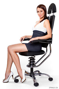 SAVE up to $200 on SpinaliS Posture Correction Chairs