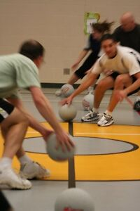 GUELPH ADULT CO-ED WINTER DODGEBALL LEAGUE