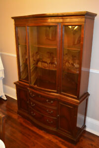 Antique Dinning Room Hutch   -  NEW PRICE!
