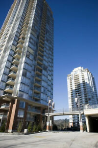 $1700 / 700ft 1 Bed & Den Lougheed Mall Tower