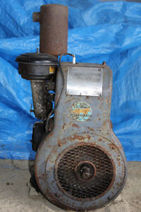 Wisconsin 1cly Gas Engine