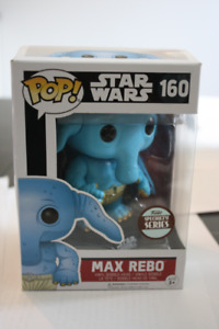 Funko POP! Star Wars #160 Max Rebo Special Edt. Vinyl Figure