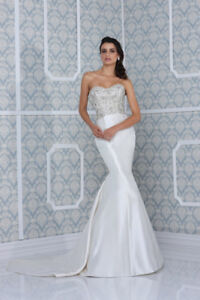Impression Bridal Gown, Style #10220 - Street Size 2
