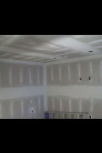 Drywall Crackfilling painting and more