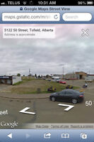 Commercial Lots- Downtown Tofield,AB