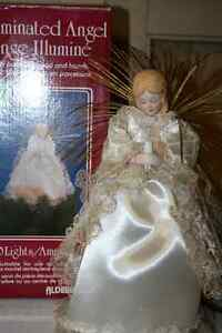 D.  Christmas Tree Top Angel/Stars- See photos NEW PRICES