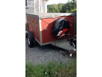 6x4 trailer very good condition ideal for all purposes