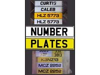 Number plates/show plates made all sizes, civic,golf,jetta,bora