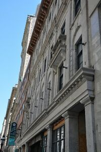 31/2,one,bedrrom,Vieux ,Montreal,Downtown