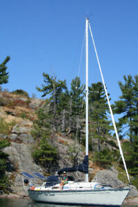 Mirage 35 Sailboat