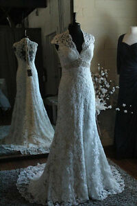 Kenneth Winston Private Collection Wedding Gown - Just reduced