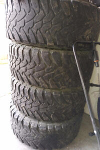 """35"""" Toyo open country for 18"""" inch rim 12.50"""" wide"""