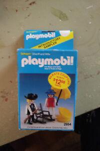 Playmobil Box 1983