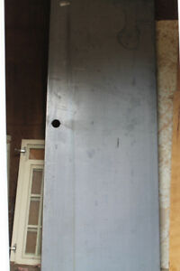 heavy duty Industrial Steel Door