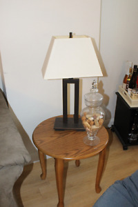 Set of Two Lamps